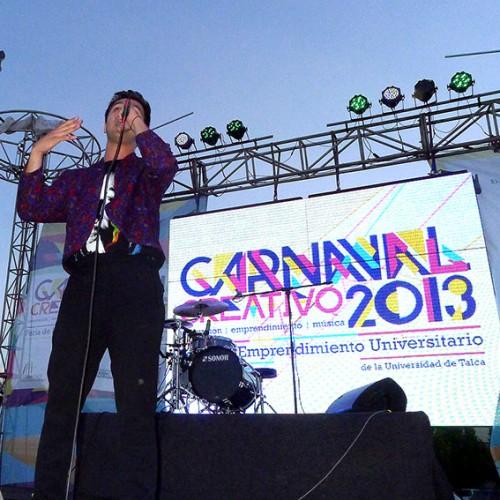 Carnaval Creativo 2013 - Universidad de Talca